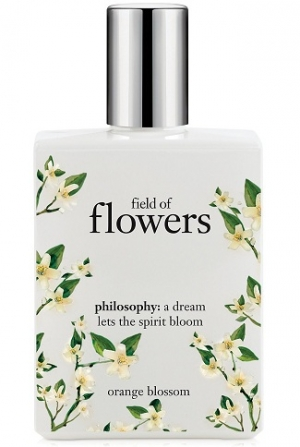 Field of Flowers Orange Blossom Philosophy for women