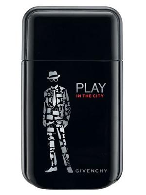 Купить мужской аромат Givenchy Play in the City туалетная вода для мужчин в интернет магазине