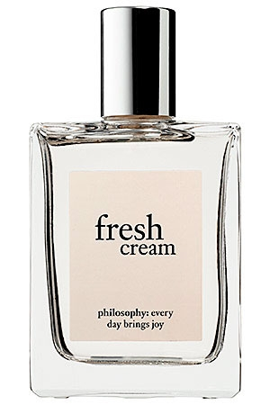 Fresh Cream Philosophy for women and men