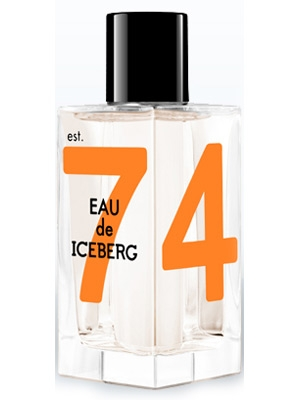 Eau de Iceberg Sensual Musk Iceberg for women
