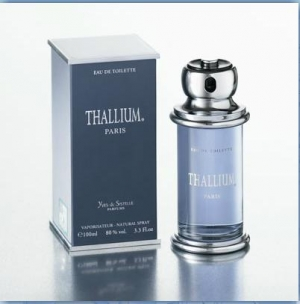 Thallium Paris Bleu for men