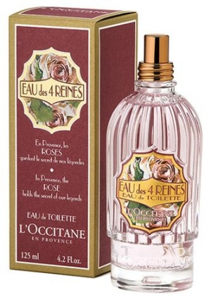 Eau des 4 Reines L`Occitane en Provence for women