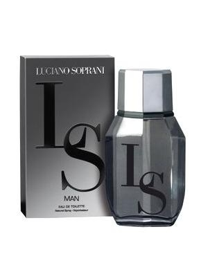 LS Man Luciano Soprani for men