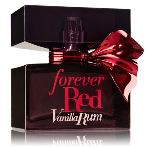 Forever Red Vanilla Rum Bath and Body Works for women