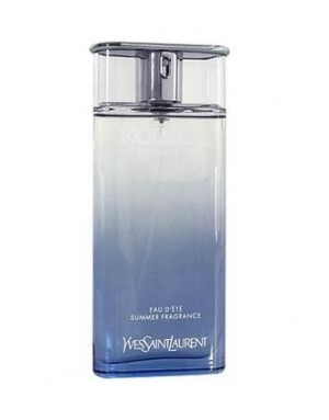 Kouros Cologne Sport Eau d'Ete Summer Fragrance Yves Saint Laurent for men