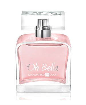 Oh Bella Mandarina Duck Perfume A New Fragrance For