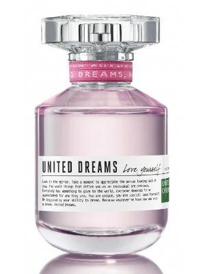united dreams love yourself benetton perfume a new