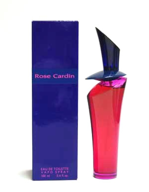Rose by Cardin Pierre Cardin perfume - a fragrance for women 1990