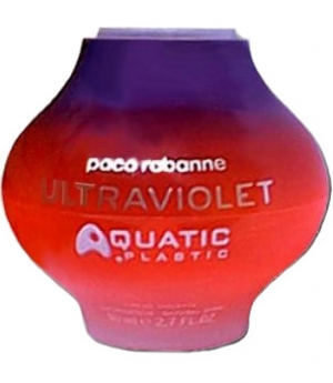 Ultraviolet Aquatic Plastic Paco Rabanne for women
