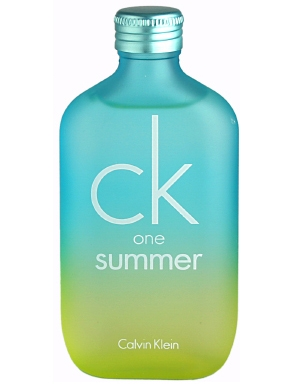 CK One Summer 2006 Calvin Klein for women and men