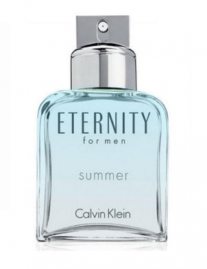 Eternity Summer for Men 2007 Calvin Klein for men