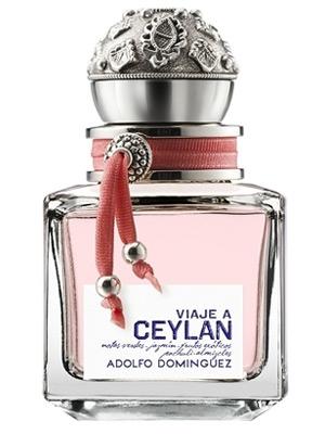 viaje a ceylan mujer adolfo dominguez perfume una nuevo