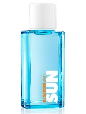 sun bath jil sander perfume a new fragrance for women 2015. Black Bedroom Furniture Sets. Home Design Ideas