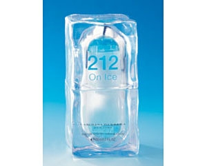 212 a Summer on Ice 2003  Carolina Herrera for women