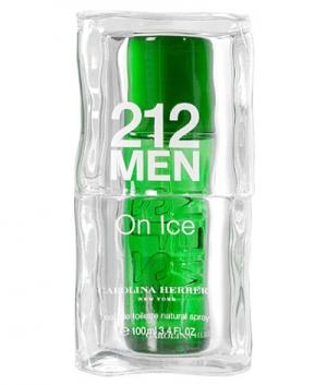 212 Men on Ice 2004 Carolina Herrera for men