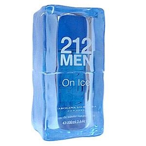 212 Men on Ice 2005  Carolina Herrera for men