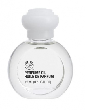 Japanese Musk Perfume Oil The Body Shop for women