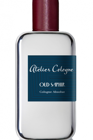 Oud Saphir Atelier Cologne Perfume A New Fragrance For