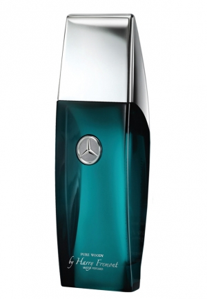 Pure woody by harry fremont mercedes benz cologne a new for Mercedes benz perfume