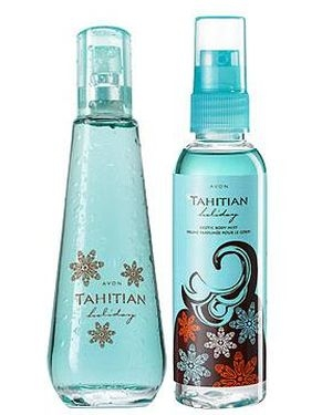 Tahitian Holiday Avon for women