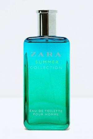 zara collection summer eau de toilette pour homme zara for men. Black Bedroom Furniture Sets. Home Design Ideas