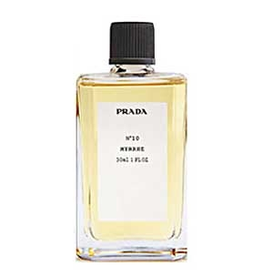 No10 Myrrhe Prada for women and men