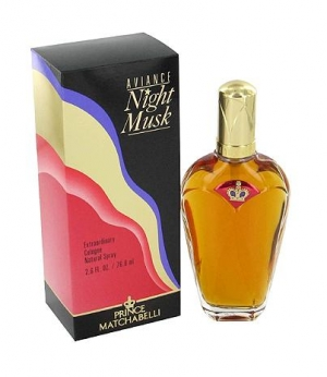 Aviance Night Musk Prince Matchabelli for women