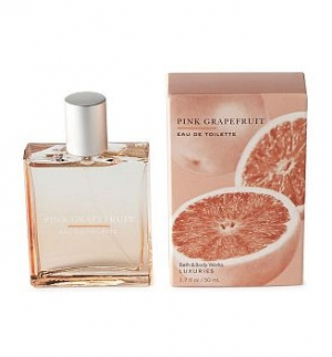 Pink Grapefruit Bath and Body Works for women