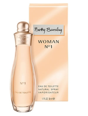 woman no 1 betty barclay perfume a fragrance for women 2008. Black Bedroom Furniture Sets. Home Design Ideas