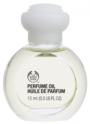 Vanilla Perfume Oil The Body Shop for women
