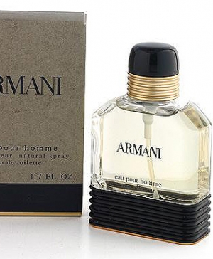 Armani Eau Pour Homme  Giorgio Armani for men