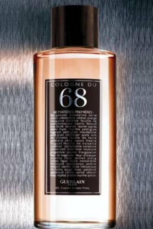 Eau de Cologne du 68 Guerlain for women and men