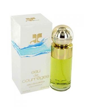 eau de courreges courreges perfume a fragrance for women 1977. Black Bedroom Furniture Sets. Home Design Ideas