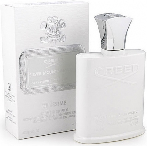 Silver Mountain Water Creed for men