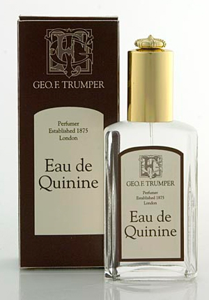 Eau de Quinine Geo. F. Trumper for men