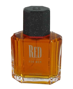 Red for Men Giorgio Beverly Hills for men
