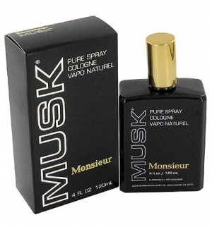 Monsieur Musk Houbigant for men