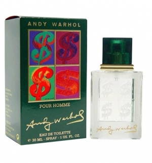 Andy Warhol pour Homme Andy Warhol for men