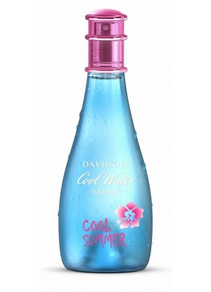 Cool Water Woman Cool Summer Davidoff for women