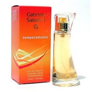 Temperamento Gabriela Sabatini perfume - a fragrance for women 2004