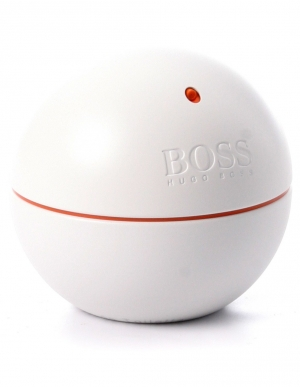 Boss In Motion White Hugo Boss for men