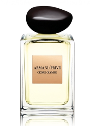 Cedre Olympe Giorgio Armani for women and men