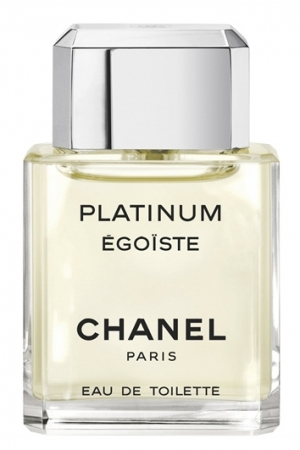 Egoïste Platinum  Chanel for men