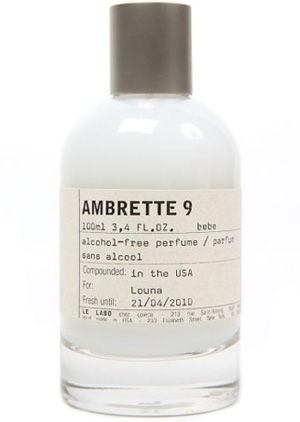 Ambrette 9 Le Labo for women and men