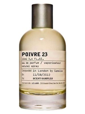 Poivre 23 London Le Labo for women and men