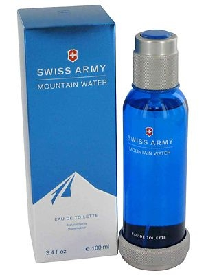 Swiss Army Mountain Water Victorinox Swiss Army for men