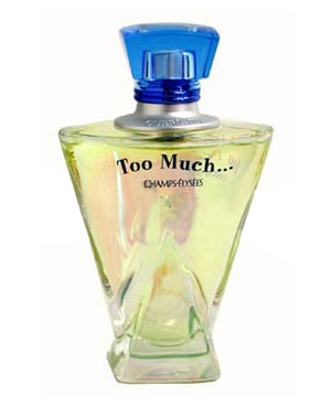Too Much?  Guerlain for women