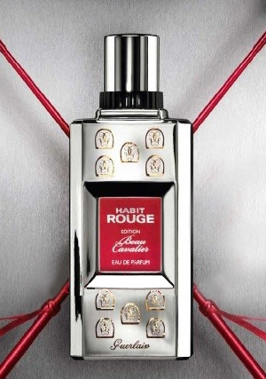 Habit Rouge Beau Cavalier Guerlain for men