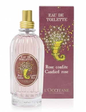 Rose Confite L`Occitane en Provence for women