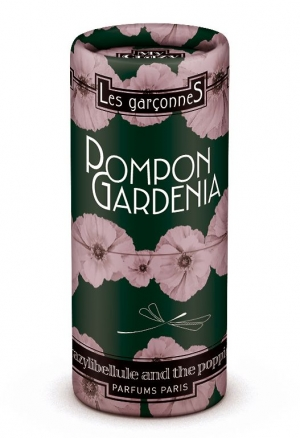 Les Garconnes Pompon Gardenia Crazylibellule and the Poppies for women